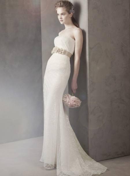 Seven Stunning Vera Wang Wedding Dresses