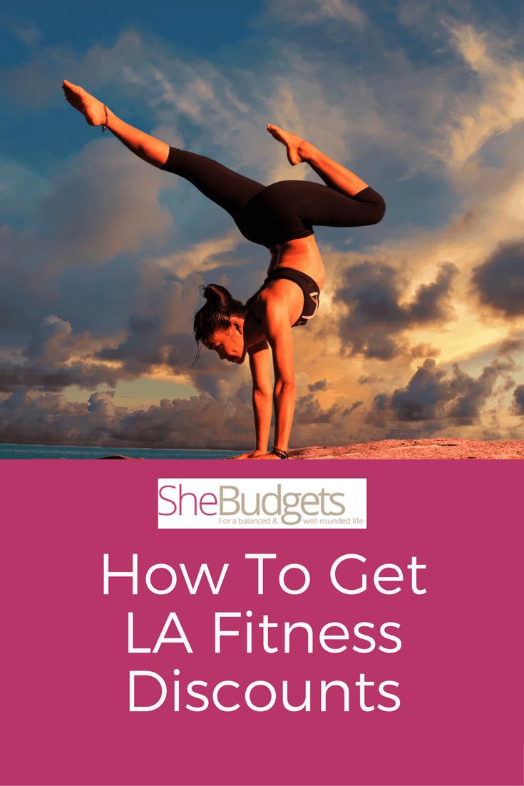 la fitness membership deals discounts