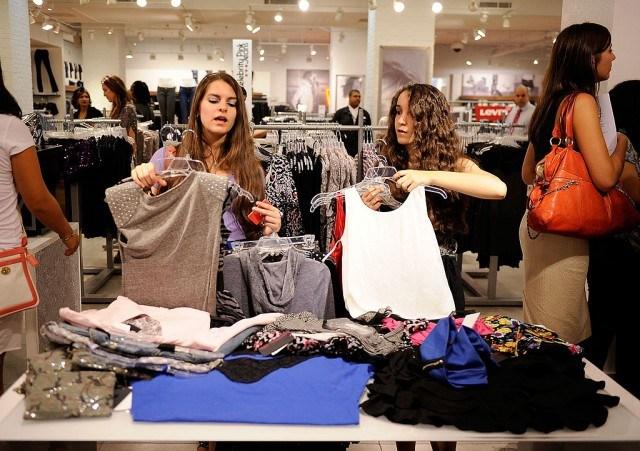 mindless spending habits