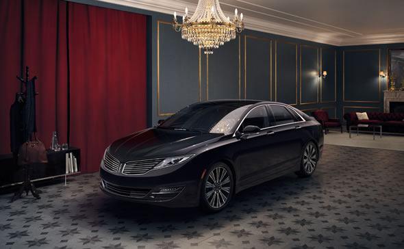 Lincoln MK5