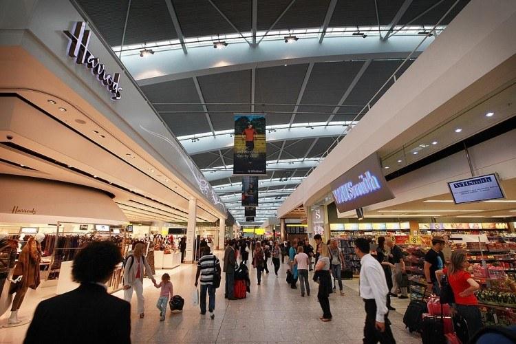 Dans les coulisses du terminal 5 d'Heathrow