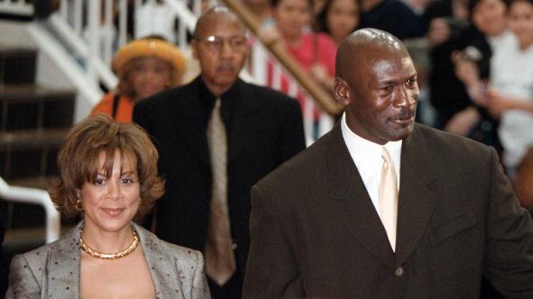 Michael Jordan and wife Juanita to divorce
