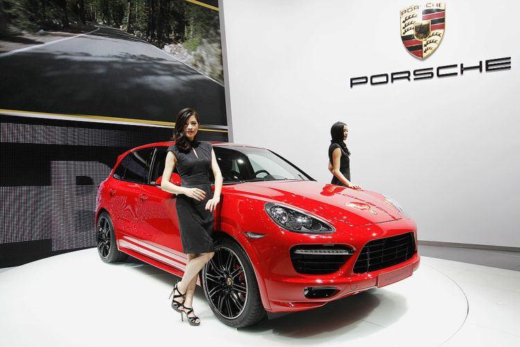 Porsche Safest Car Brand