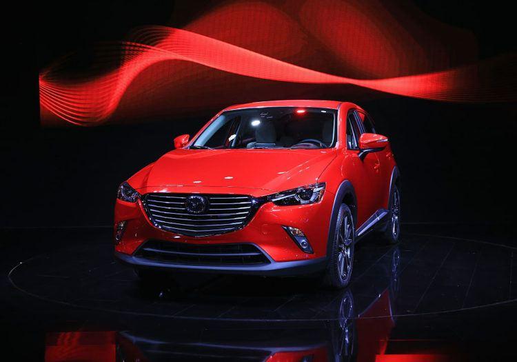 Mazda Safest Car Brand