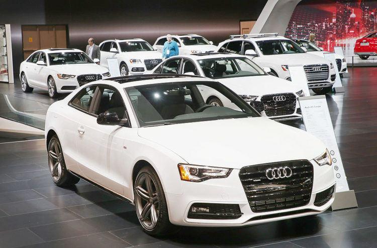 Audi Safest Car Brand