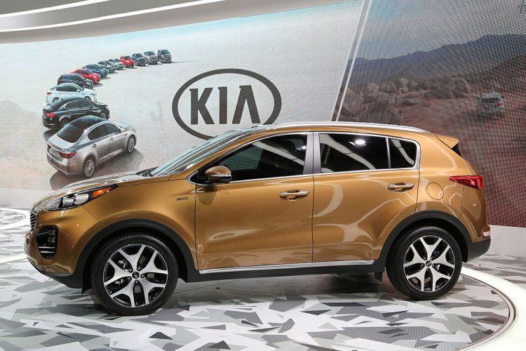 Kia safest car brand