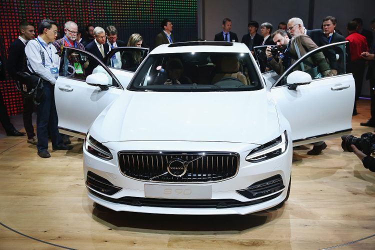 Volvo safest car brand