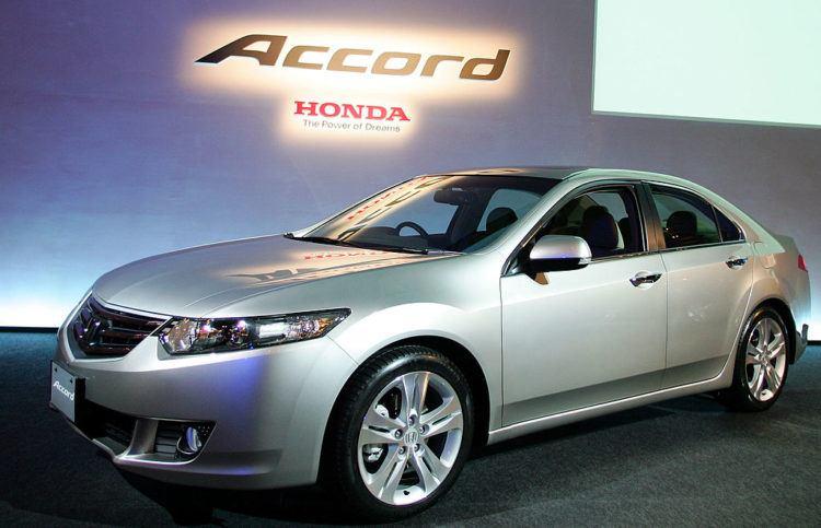 Honda safest car brand