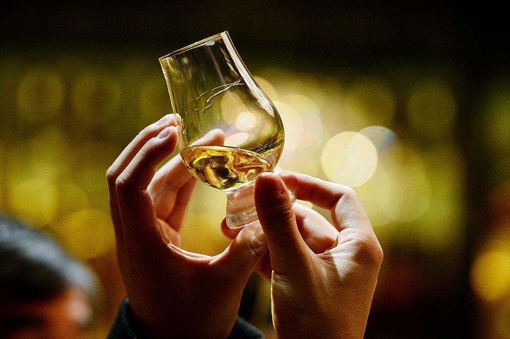 George Osborne Freezes Duty On Scotch Whisky In The Budget