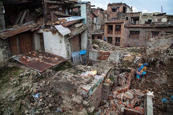 Bhaktapur Seen 3 Months After Devastating Nepal Earthquake