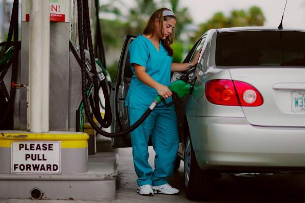 Gas Prices Near $3 Per Gallon
