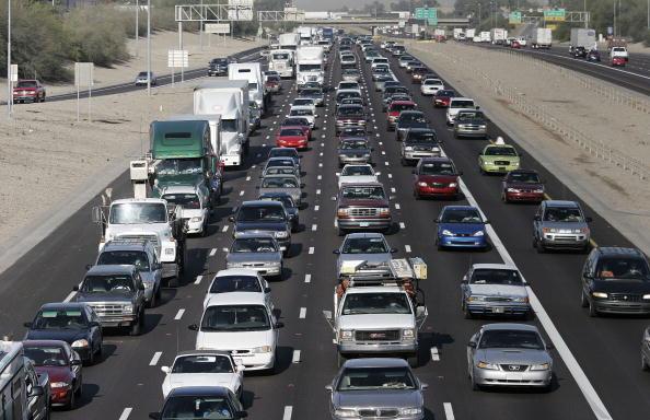 traffic in phoenix AZ