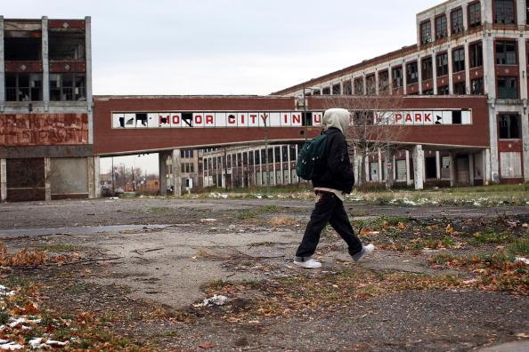 Detroit Area Economy Worsens As Big Three Automakers Face Dire Crisis