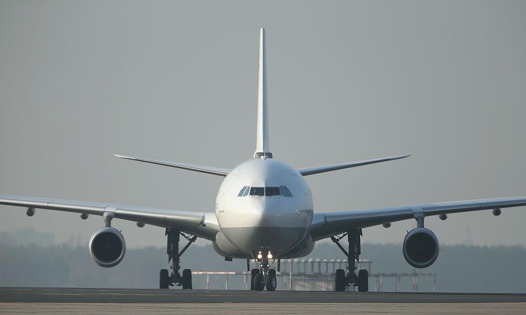 Germany Presents Ebola Medevac Plane