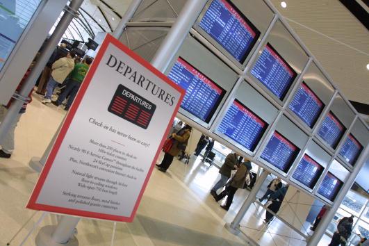 Detroit Metro Airports New Midfield Terminal